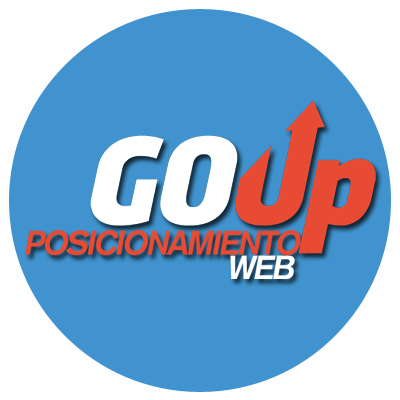 Icono Servicio Posicionamiento Web Go Up Marketing Digital