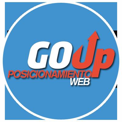Icono Servicio Posicionamiento Web Go Up Marketing Digital