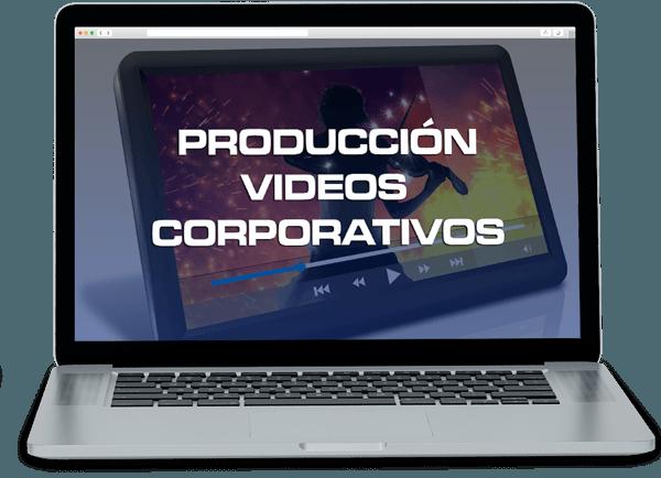 Imagen Producción de Videos Corporativos Go Up Marketing Digital