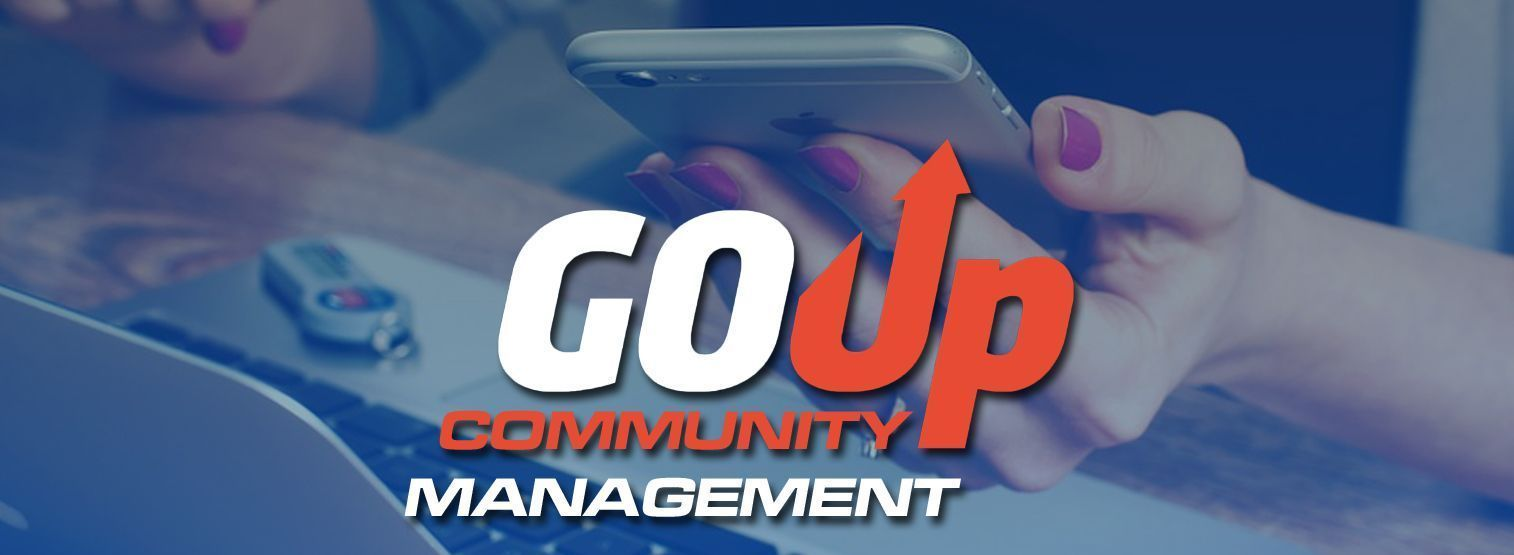 Portada Community Management Go Up Marketing Digital