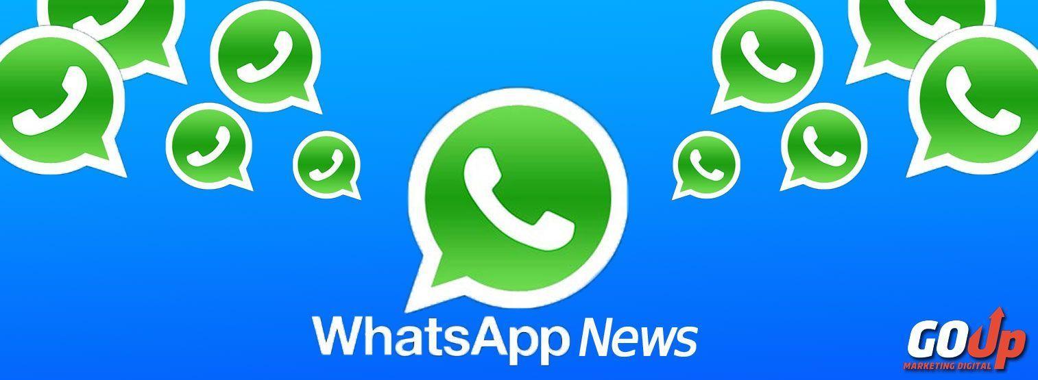 Whatsapp, últimas novedades.