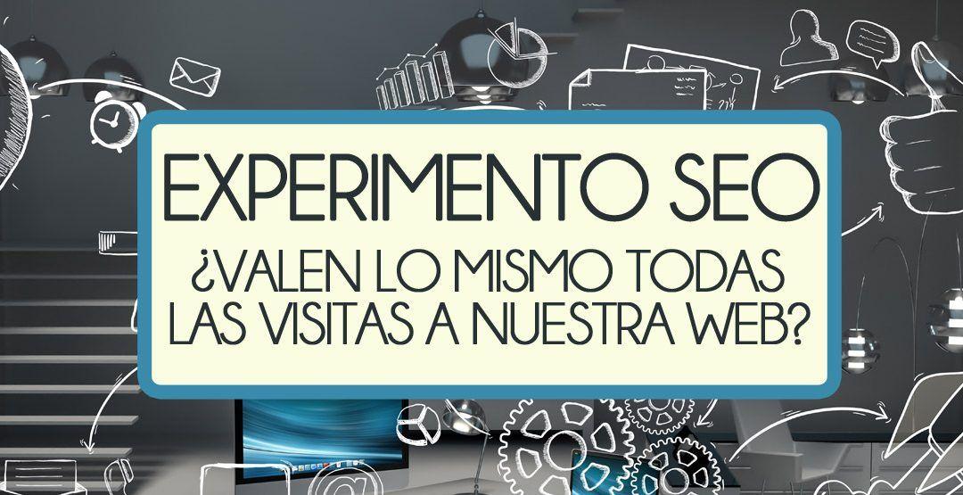 Imagen Portada Blog Go Up Marketing Digital Experimento SEO