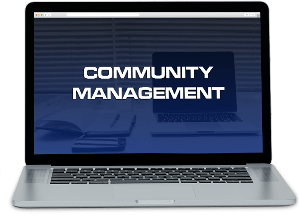 Imagen Community Management Go Up Marketing Digital